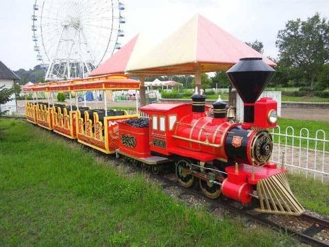 赤穂海浜公園トレイン