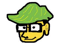 大阪福島で唯一の居酒屋漫画家? 遠藤しんぢ氏。BlogPaint