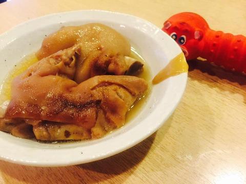 豚足も美味しい大阪福島の居酒屋