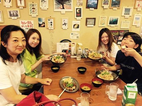 デカ盛りのカツ丼もある大阪福島の居酒屋