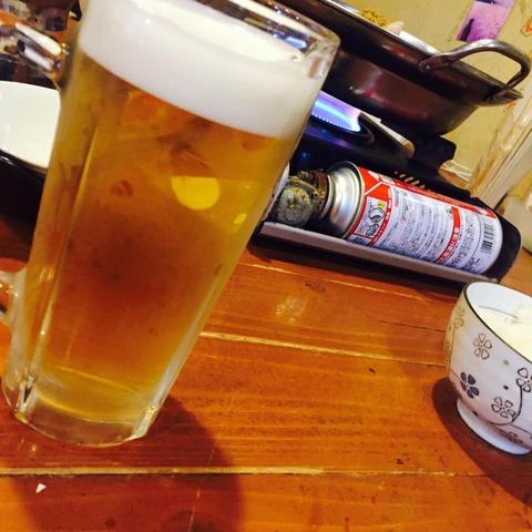 もつ鍋が美味しい大阪福島の居酒屋