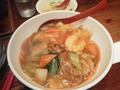 居酒屋でも中華丼が美味しい。そういわせてなんぼのとん彩や福島店です。