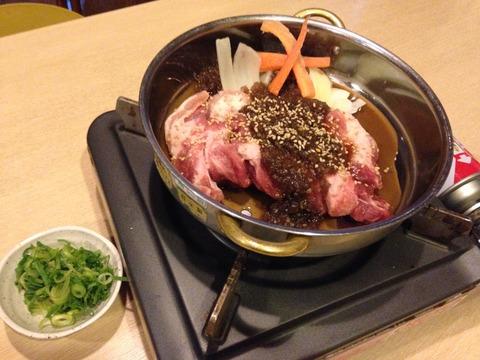 新しい豚肉料理