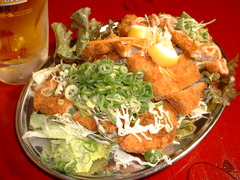 大阪福島にある豚の鍋とやきとん串がおすすめのグルメな居酒屋ブログ用画像。宴会。カレー鍋、トマト鍋、豚のしゃぶしゃぶ、すき焼き、もつ鍋等、鍋料理。焼きとん串、串カツ、トンカツ、豚飯、餃子、ナポリタン、焼きそば、お好み焼き、カレー等。面白い飲食店。DSCF0013