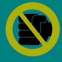 拳禁止携帯用