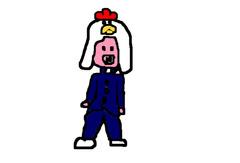 大阪福島(キタ圏内)にある豚の鍋と串の居酒屋「とん彩や」ブログ用画像。宴会するならとん彩や。とん彩やとは、カレー鍋、トマト鍋を始め、豚のしゃぶしゃぶ、すき焼き、もつ鍋等、鍋料理全般が得意。他にも焼きとん串、串カツ、トンカツ、豚飯、餃子、ナポリタン、焼きそば、お好み焼き、カレー等、豚肉を使用した料理が得意。面白い飲食店。BlogPaint