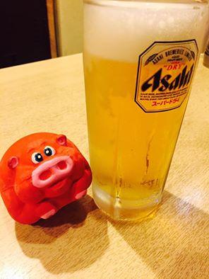 アサヒビールが美味しい居酒屋