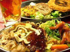 大阪環状線沿線、福島(キタ圏内)にある豚の鍋と串が人気の居酒屋「とん彩や」ブログ用画像。宴会するならとん彩や。とん彩やとは、カレー鍋、トマト鍋を始め、豚のしゃぶしゃぶ、すき焼き、もつ鍋等、鍋料理全般が得意。他にも焼きとん串、串カツ、トンカツ、豚飯、餃子、ナポリタン、焼きそば、お好み焼き、カレー等、豚肉を使用した料理が得意。面白い飲食店。たこさんういんなー