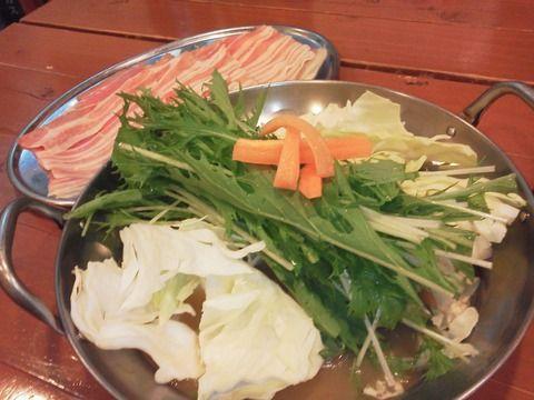 おいしもつ鍋が人気の大阪福島の居酒屋