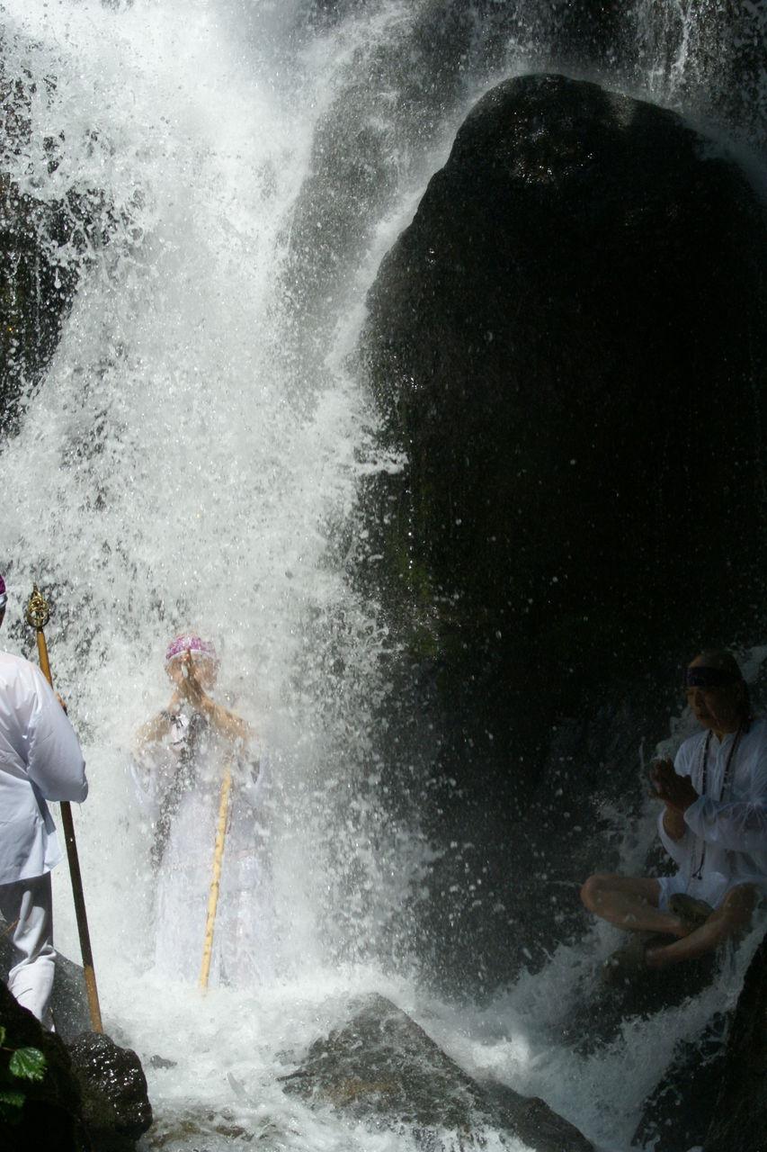 滝修行と整体師のブログ                tontonkure