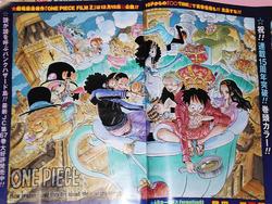 One Piece 676 histoire parfaite arme assassiner