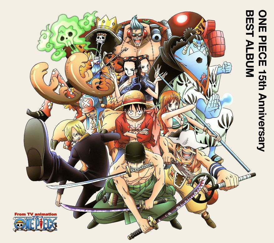 ONE PIECE 15th Anniversary BEST ALBUM [予約] : チョッパーマニア