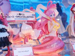 ワンピースガールズコレクション A賞しらほし姫フィギュア