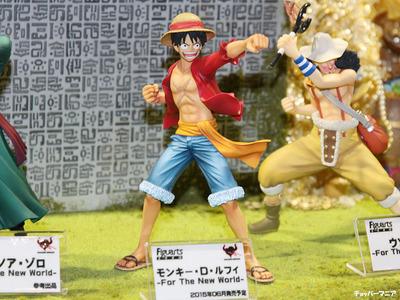 フィギュアーツZERO モンキー・D・ルフィ 5th Anniversary Edition