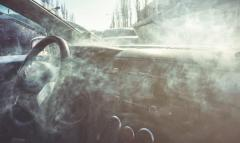 車内から嫌なタバコの煙を効率良く外に逃がす方法!