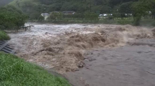 【台風被害】岩手岩泉町が浸水、グループホームで9人の遺体確認!北海道の空知川と札内川で堤防が決壊!7河川で氾濫危険水位