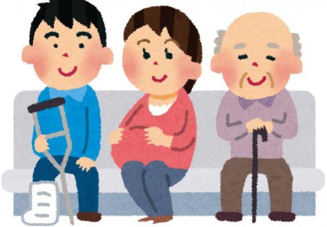 【炎上】老人に席を譲るのは絶対?電車の優先席を巡って老人と口論、動画がネット上で物議!
