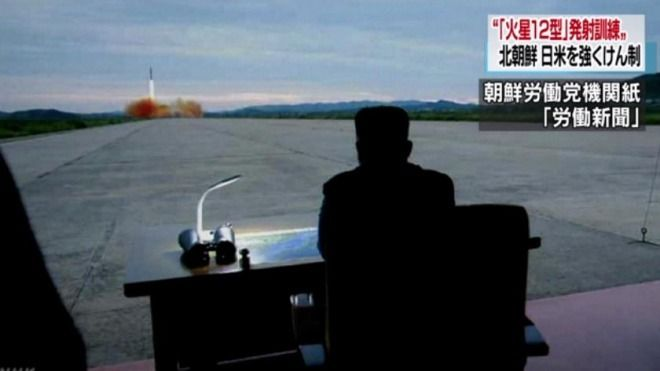 【北朝鮮】金正恩氏、日本のミサイル騒動に満足?「日本が慌てふためく作戦で恨みを晴らした」