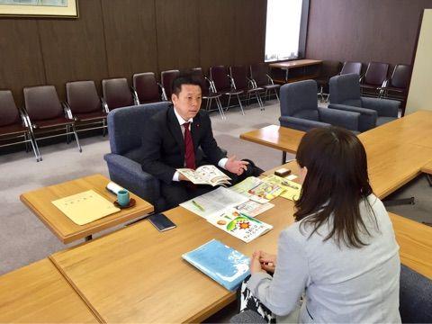 発達障がいのある人たちへの8つの支援ポイント「虎の巻」の調査で札幌市へ!