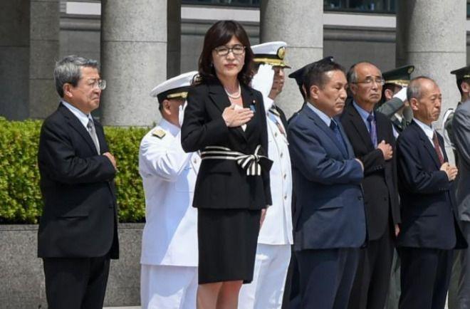 稲田朋美防衛相「速やかに戻れる態勢で、問題があったとは考えていない」石破茂氏「問題だ」