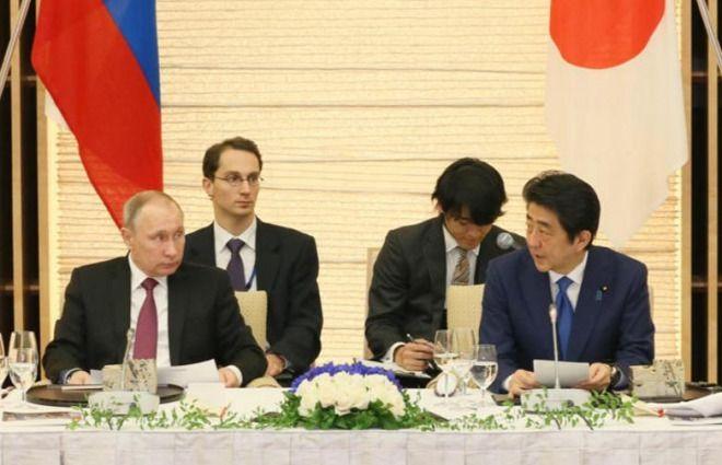 日本とロシアで軍事協力も浮上!プーチン氏「私を信じて」安倍首相「連携出来ればもっと強くなる」