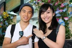 元世界チャンプ井岡一翔と歌手の谷村奈南がスピード離婚