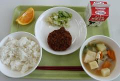 """群馬県の中学校給食に""""G""""混入「…全部食べちゃいました」"""