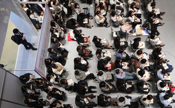 日本企業に就職したいだと? ソウルで「日本就業博覧会」開かれ1000人超来場wwwwwwwwwwwwwww