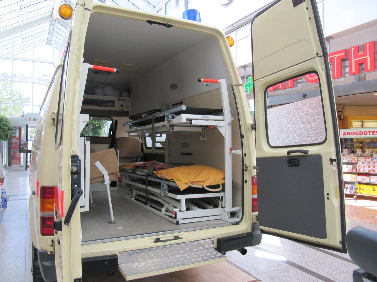 【画像】救急車の車内はこんなだった!! 画像が公開され話題(*゜Q゜*)