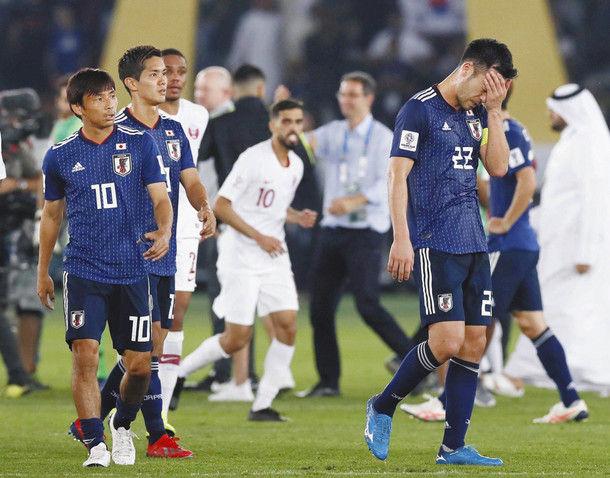 【サッカー】吉田麻也、 守備崩壊を反省!「前半2失点したことが勝敗を分けた」