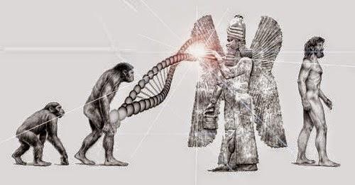 人類は、アヌンナキによってDNA改造されてつくられた
