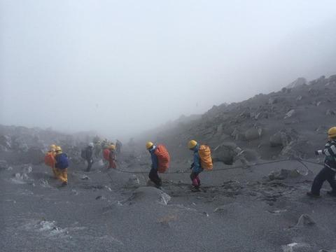 【御嶽山噴火】 自衛隊の活躍2