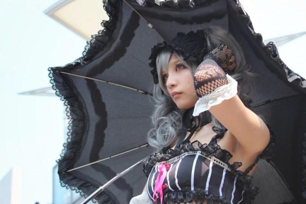 早稲田大の伝説的美少女コスプレイヤー撫子2