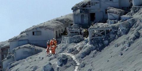 【御嶽山噴火】 自衛隊の活躍1