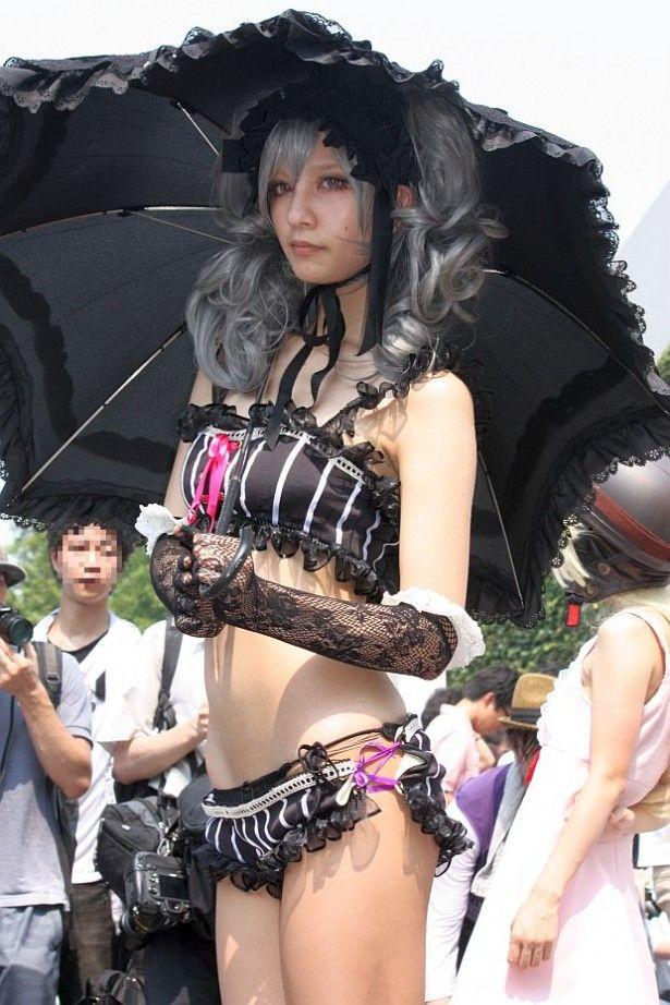 早稲田大の伝説的美少女コスプレイヤー撫子5