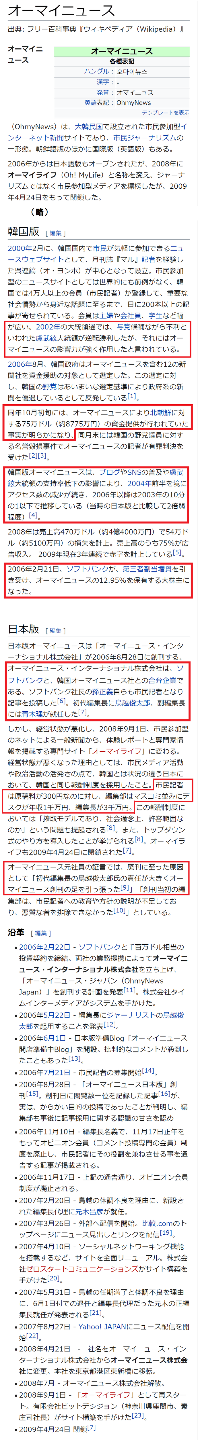 ソフトバンクが出資し、青木が副編集長だったオーマイニュース1