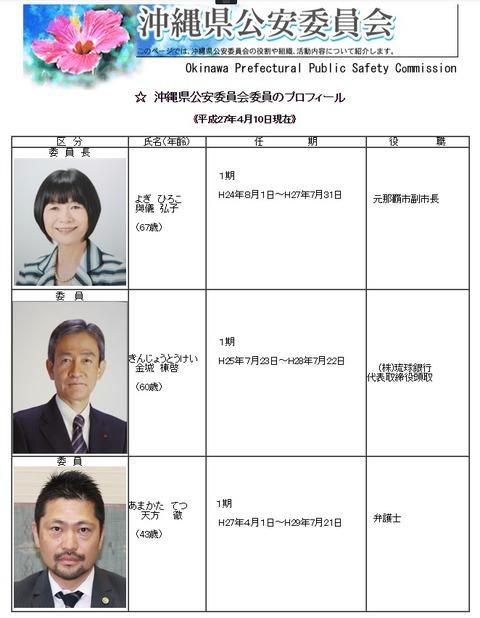 沖縄県公安委員会