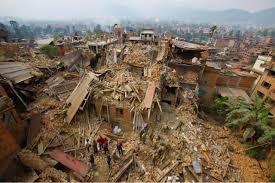 ネパール地震1