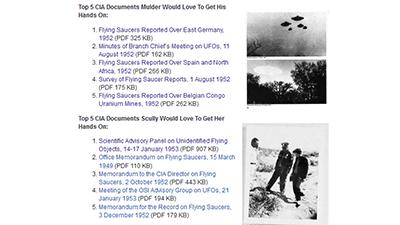 CIAのXファイル2