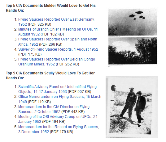 CIAのXファイル3