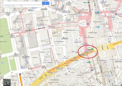 朝鮮奨学会map