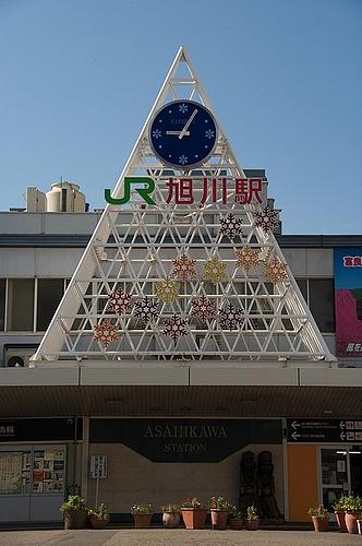 20090826旭川駅