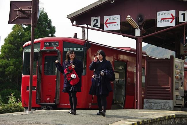 20091128熊本(鹿児島本線~肥後本線)