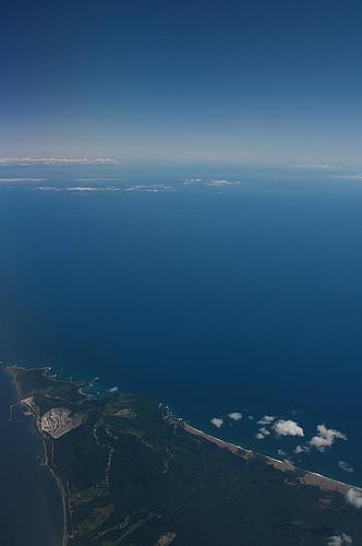 20090825下北半島上空