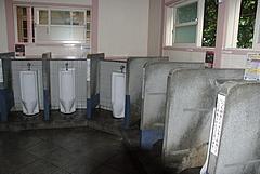 門司港駅のトイレ