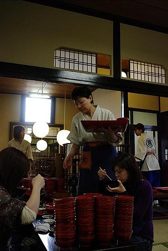20091013盛岡そば処 東家