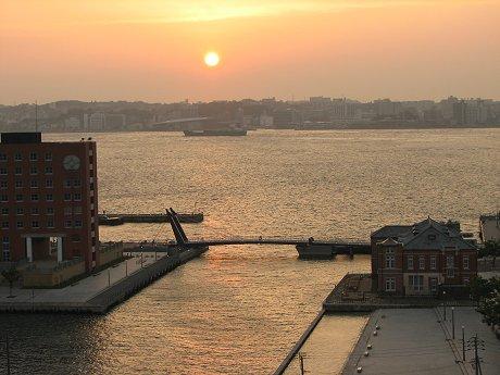 門司港の夕景10