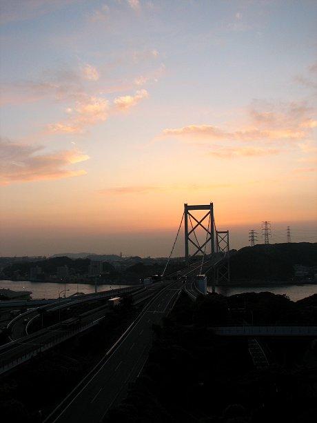 門司港の夕景18