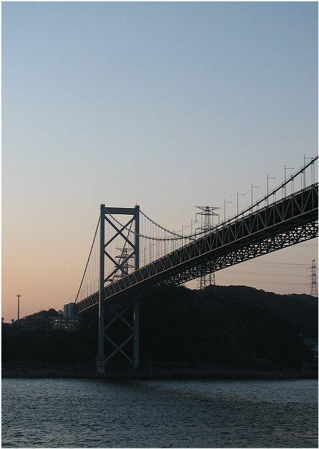 門司港の夕景9