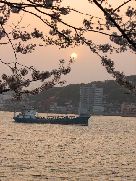 門司港の夕景8
